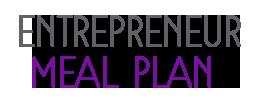 Entrepreneur Meal Plan Logo
